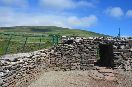 Die Mauern von Dunbeq Fort