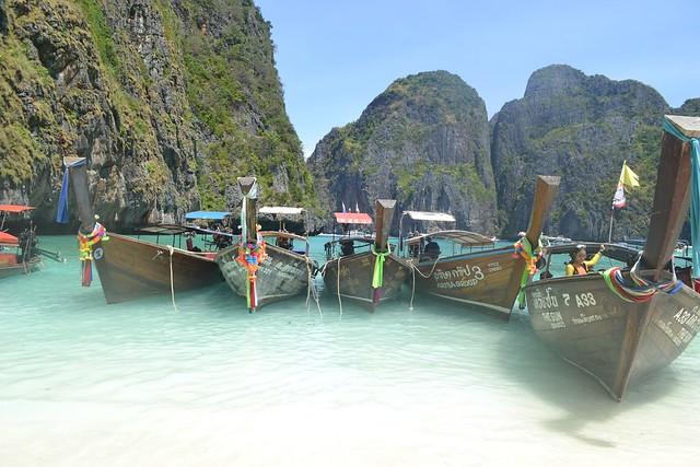 Thailand-Maya Bay