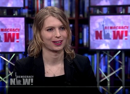 Chelsea Manning: We're Living Under the Thumb of This Enormous Machine