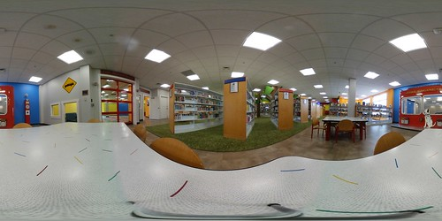 Bowie Branch Children's Area