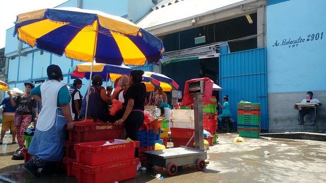 Precio del pescado se elevó por Semana Santa