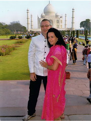 Indien 2015 - 15.Tag, Agra