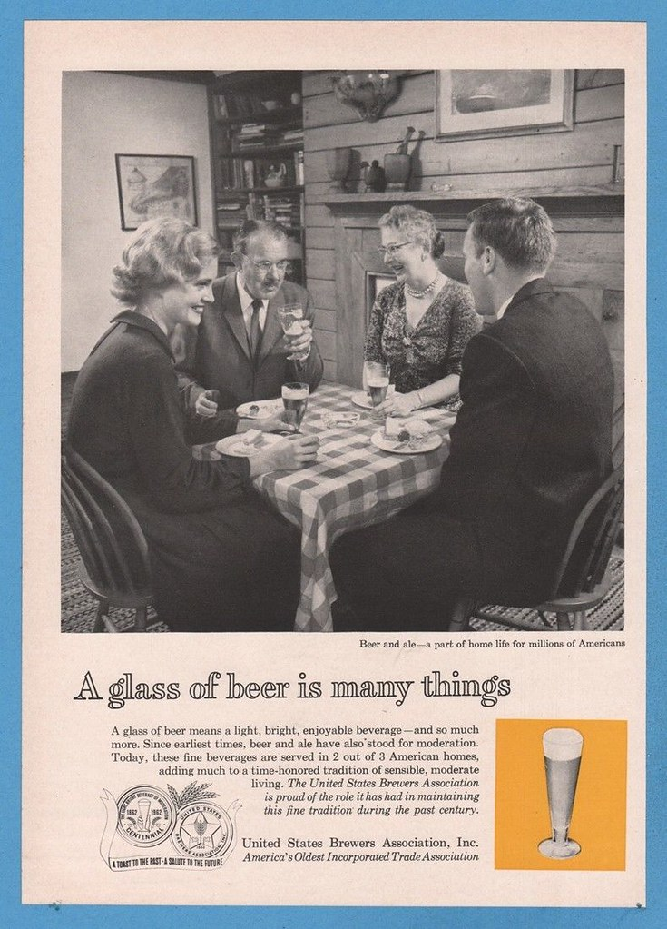 USBA-1962-a-glass-of-beer-foursome