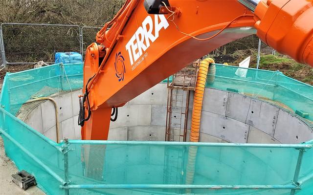 Yeovil Shaft Sinking Project