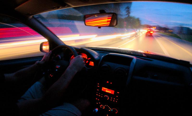 Odpowiedzialność zaśnięcie kierownicą