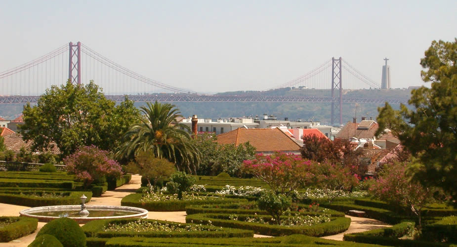 De mooiste parken van Lissabon: Jardim Botanico Tropical | Mooistestedentrips.nl