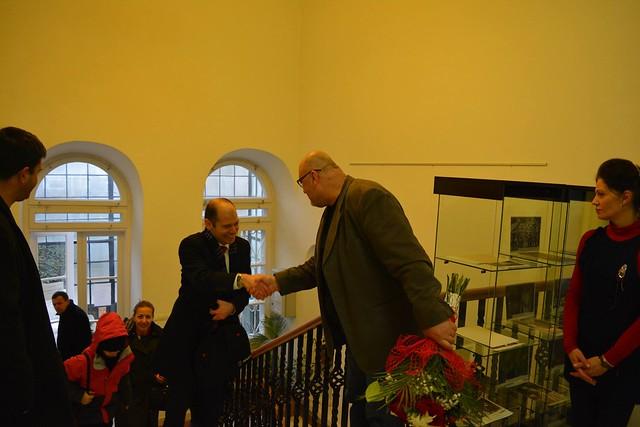 26021598527 f73d4c7501 z Consulul Turciei încântat de recitalul Corului Armonia