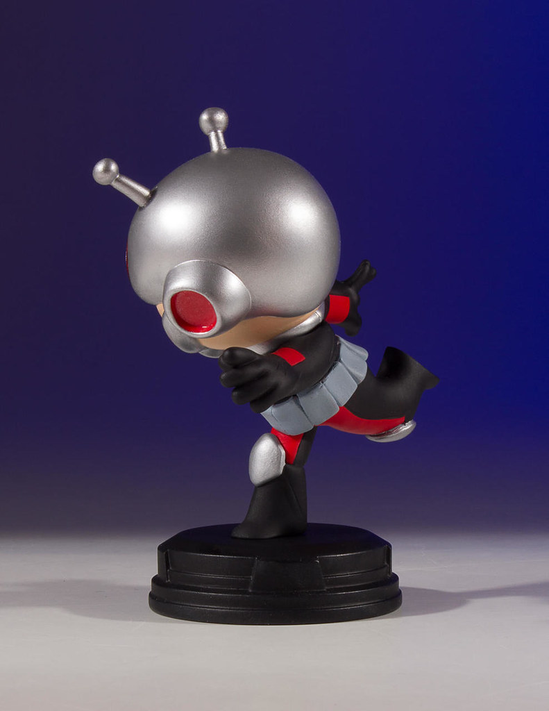 是在逃離什麼可怕的東西嗎?!Gentle Giant Marvel Comics【蟻人】Ant-Man Animated Statue