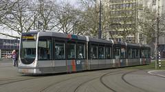Rotterdam Centraal RET 2022 lijn 25 Carnisselande