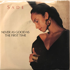 SADE:NEVER AS GOOD AS THE FIRST TIME(JACKET A)