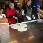 Jiaoxi snack. Icecream burritos