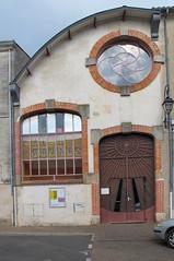 Fontenay-le-Comte, place de l'ancien hôpital- (85) 2018/03/26