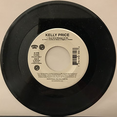 KELLY PRICE:FRIEND OF MINE(RECORD SIDE-B)