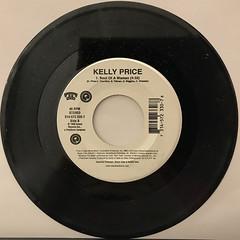 KELLY PRICE:FRIEND OF MINE(RECORD SIDE-B)