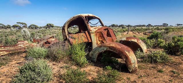 Relic In The Desert, RICOH PENTAX K-3 II, smc PENTAX-DA 12-24mm F4 ED AL [IF]