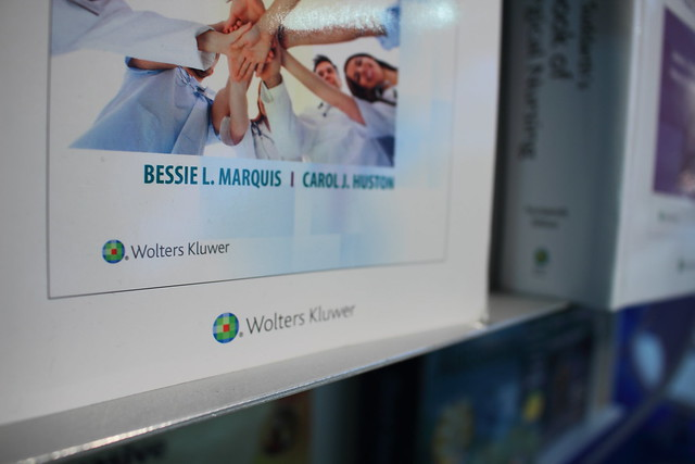 Wolters Kluwer - London Book Fair 2018