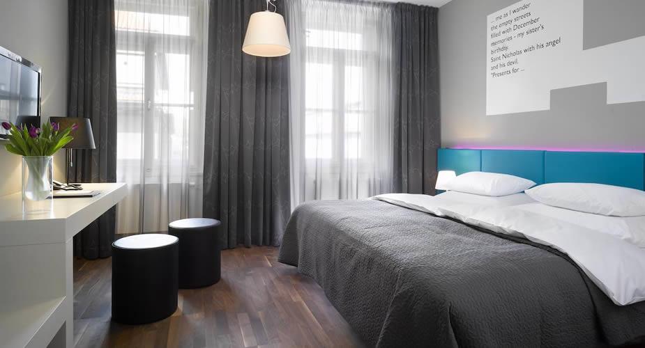 De leukste hotels en appartementen in Praag: Moods Boutique Hotel | Mooistestedentrips.nl