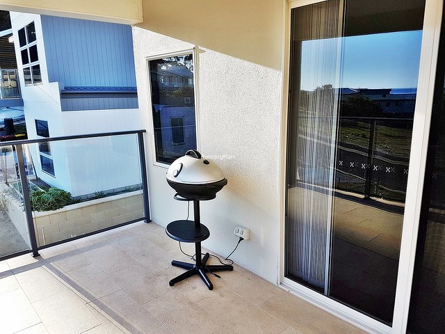 SunSurfnSand 15 - Balcony & Electric Barbecue Grill