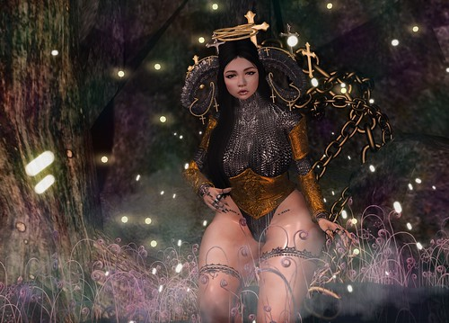 Enchanted Waters {751}