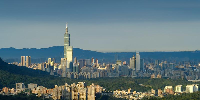 台北都市風景
