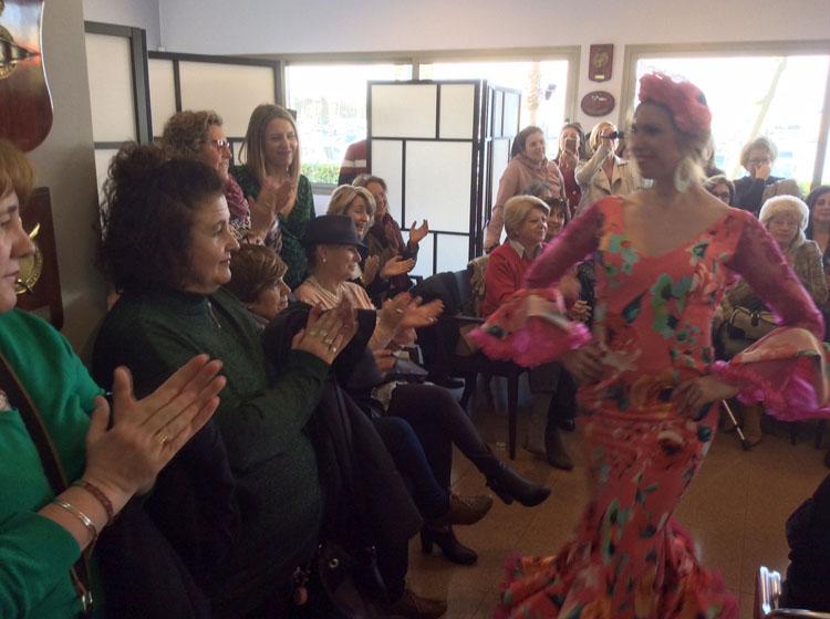 Desfile flamenco1