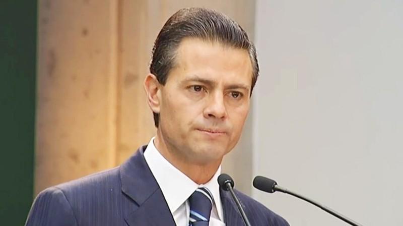 PÁG. 2 (1). Enrique Peña Nieto, el presidente más corrupto de la historia moderna de México, bajo su mandato hasta los fondos de pensiones de los trabajadores han sido saqueados.