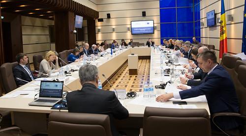 05.04.2018 Reuniunea Comitetului Parlamentar de Asociere UE - Republica Moldova