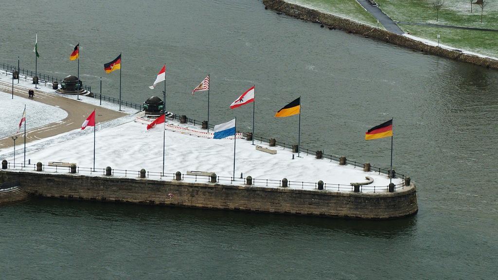 Koblenz 2018: Deutsches Eck