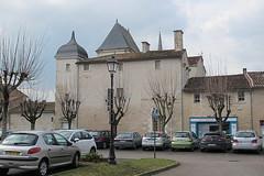 Place du Dauphin, Fontenay-le-Comte (85) - 2018/03/26