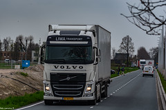 Schiphol Airfreight Trucks