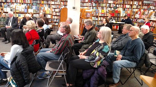 Esposito book launch 2018 April crowd