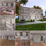 Colonial House Virtual World