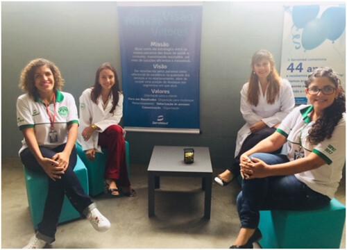 Projeto de Extensão em Saúde Coletiva - Semana da CIPAT