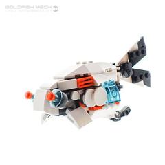 Goldfish Mech