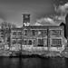 Derelict Riverside Building