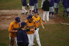 Varsity Boys Baseball vs. Livingston 127