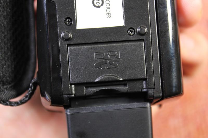 TOMTOP Andoer 4K ビデオカメラ 開封レビュー (74)