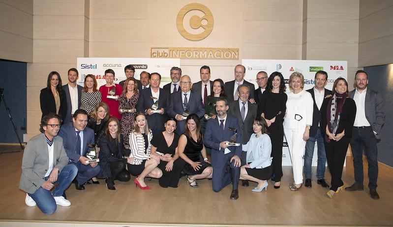Premios MIA 18