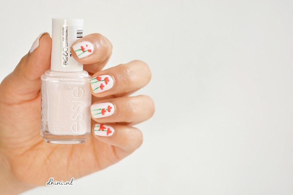 Mani monday Flowers #15
