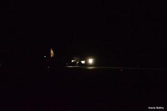 Planespotting in the dark
