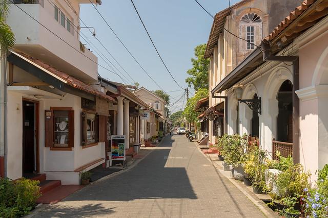 Leyn Baan Street