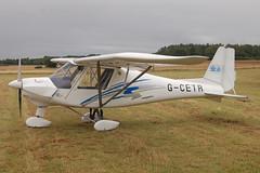 G-CETR Ikarus Comco C-42 (0706-6898)  Popham 030808
