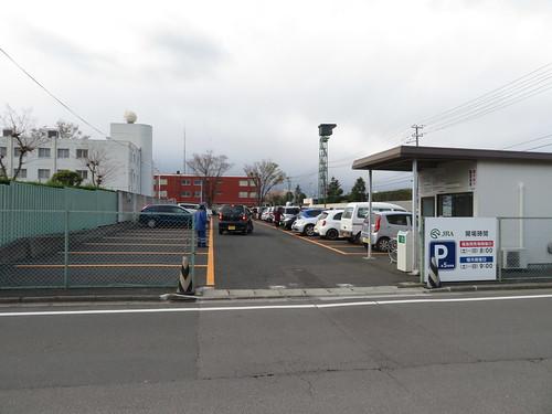 福島競馬場第5駐車場