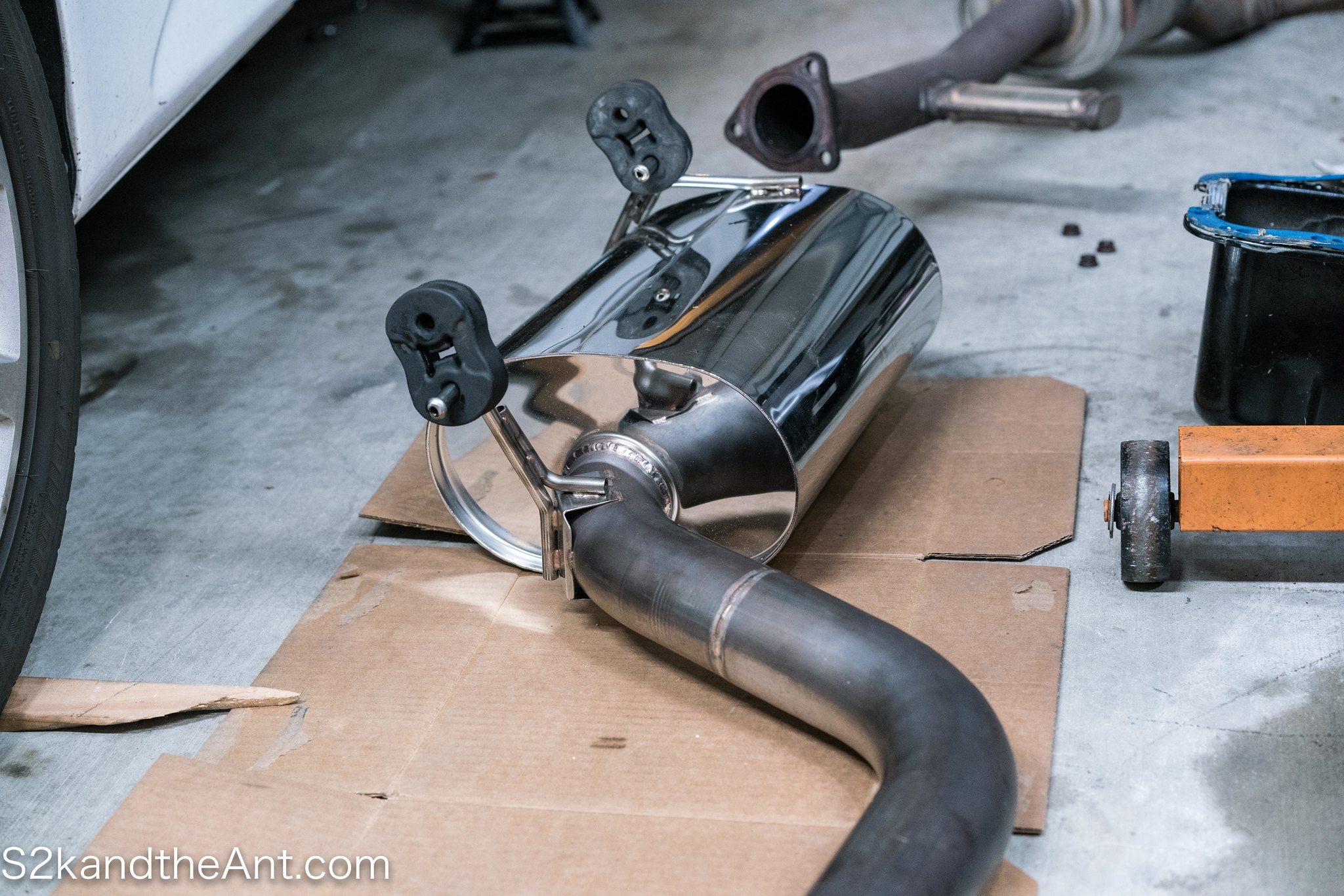 Spoon Sports Exhaust-8