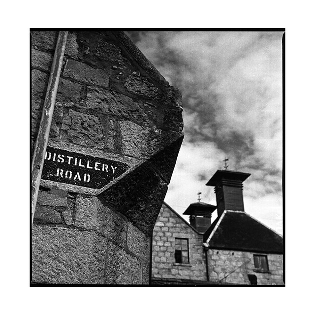 whisky! • old meldrum, scotland • 2017