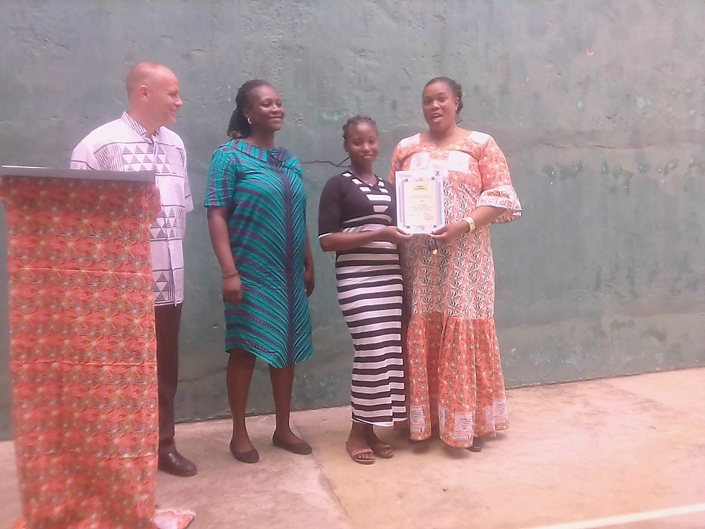 2018-3-8 Ivory Coast: SYTDTEI-CI celebration of the Women's Day