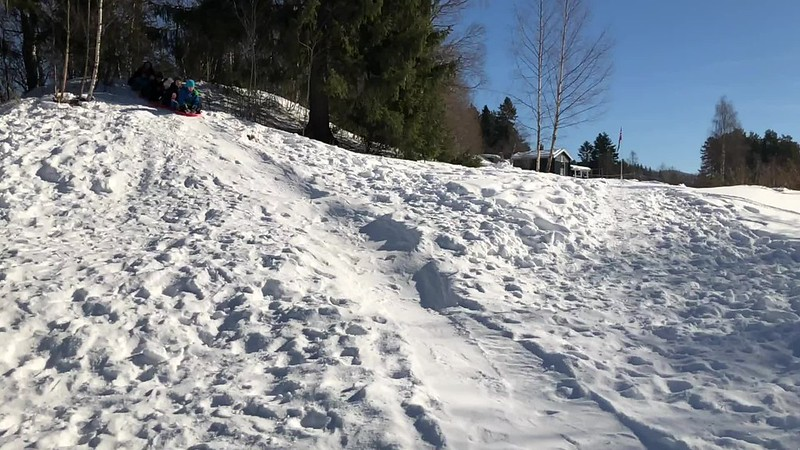 Aking, Nordtangen 2018