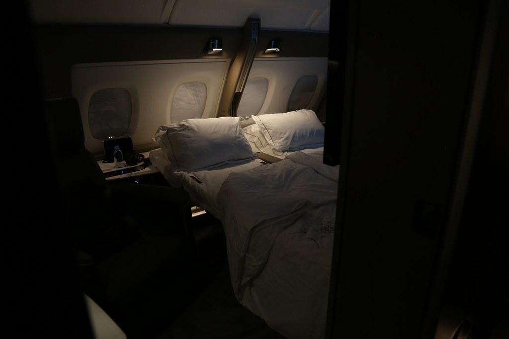 Singapore Airlines First Class Suites 98
