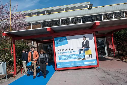 E-Commerce Xpo Liège | 26 & 27 Mars 2018