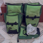 Gepäck unverpackt